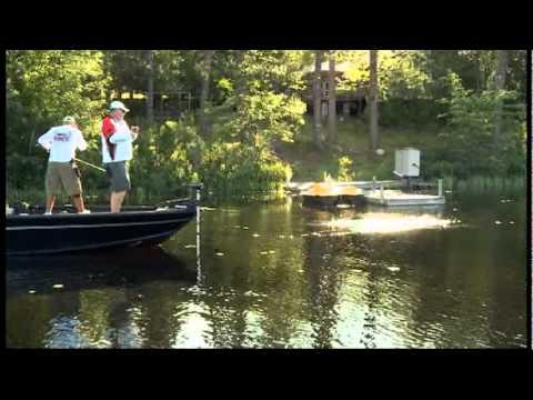 WestArm Lodge And Fishing On The Westarm Of Lake Nipissing Part 1