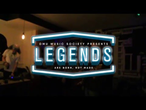 DMUMS Presents Legends @ The Font: Issy, Ollie, Tom