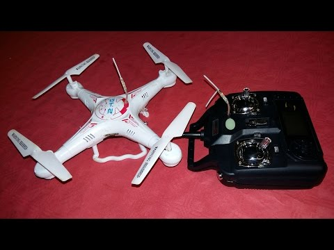 Tutorial How To Increase Range Of Your Drone And How To Install Buzzer: Bayangtoys X8