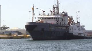 RUSSIAN NAVY SALVAGE TUG SB-921