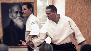 Aikido: Christian TISSIER Easter Seminar