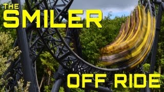 Video The Smiler Off Ride 2013 l Alton Towers Resort download MP3, 3GP, MP4, WEBM, AVI, FLV November 2017