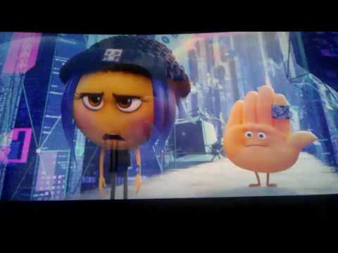 The Emoji Movie  - Jailbreak calls upon the Twitter Bird