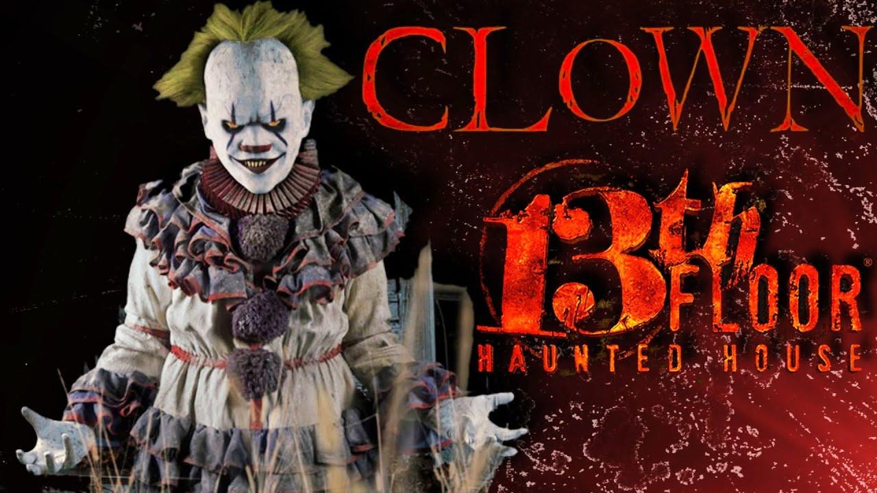 13th floor haunted house Jacksonville