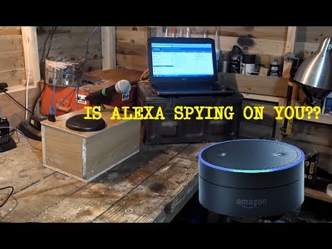 Is Amazon Recording Everything You Say Around Your Echo?