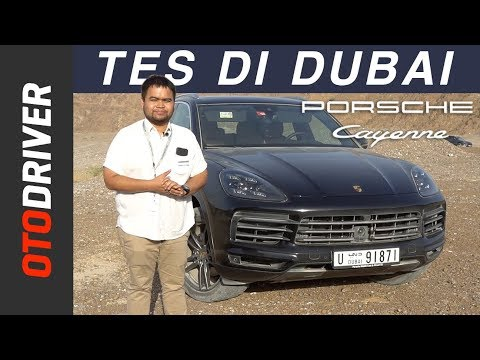 Porsche Cayenne 2018   First Drive Review Indonesia   OtoDriver