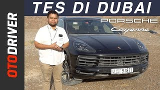 Porsche Cayenne 2018 | First Drive Review Indonesia | OtoDriver