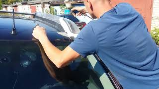 Nissan X-Trail T31 Восстановление люстры