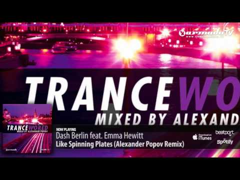 Out now: Trance World Vol. 16, Mixed By Alexander Popov