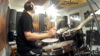 Gugun Power Trio - Soul On Fire - Drumcover