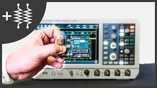 Learn Oscilloscope Basics with an Arduino Uno and RTM3004  | AddOhms #28