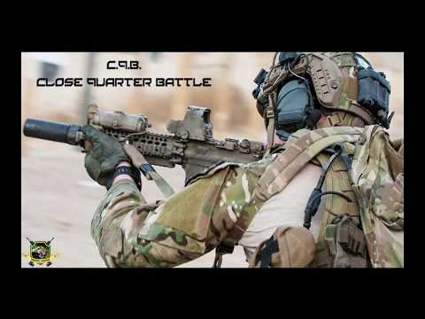 Curso de C.Q.B.(Close Quarter Battle)