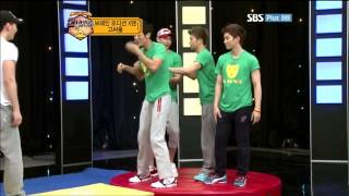 [2AM+2PM] Seulong afraid of Chansung??? MP3