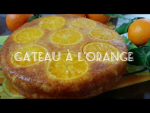 #gâteauorange-gâteau-à-l'orange-très-facile-et-rapide