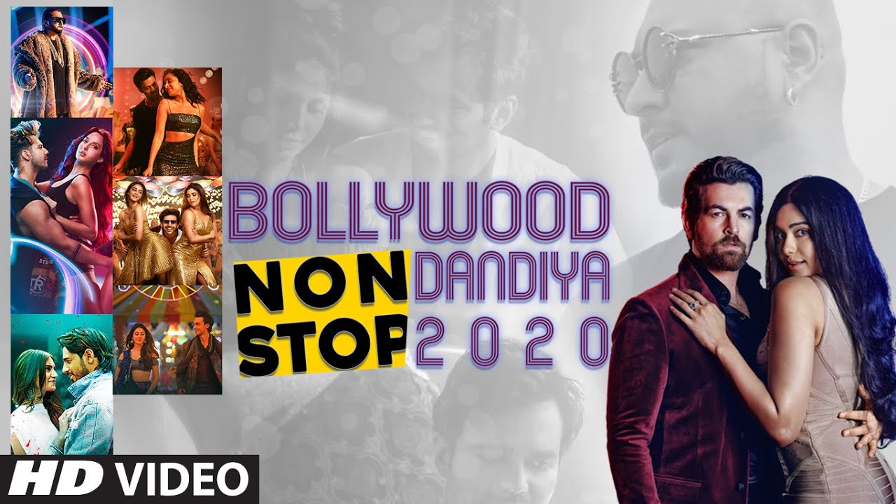 Exclusive: Bollywood Non Stop Dandiya 2020 | Kedrock, Sd Style | T-Series