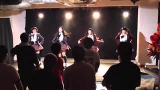2016年2月28日 N☆RNiR Cafe13 1部『今井姉妹生誕祭』 秋葉原アンダーグ...