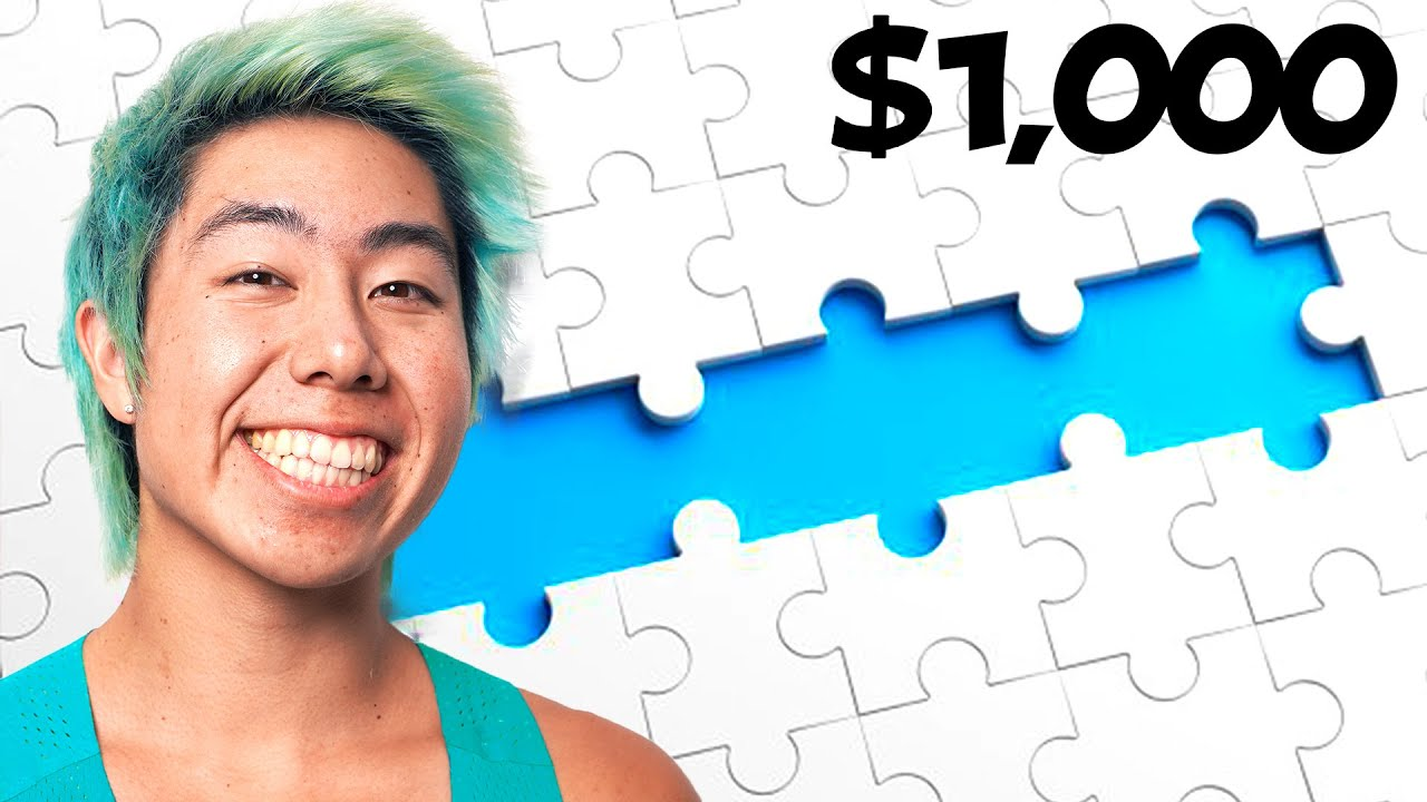 Extreme $1,000 Custom Puzzle Competition | ZHC Crafts