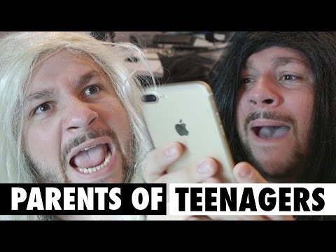When You Have Teenagers