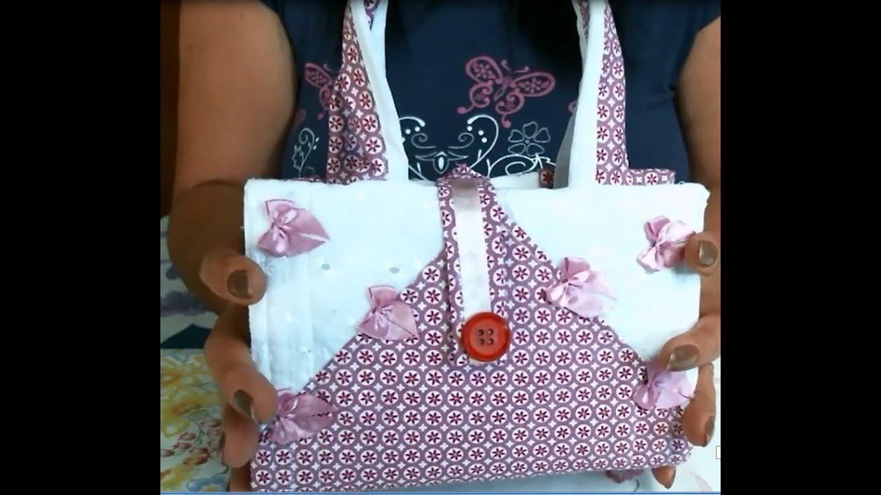 Bolsa De Tecido Jeans Como Fazer : Como fazer capa para biblia ou caderno de tecido