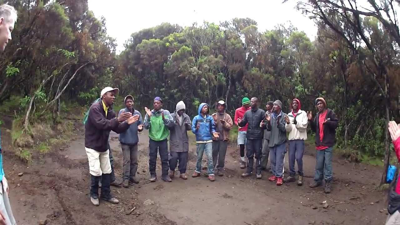 Kilimandscharo Lied