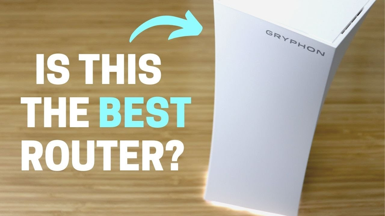 Gryphon Review: Impressive Router For Your Smart Home