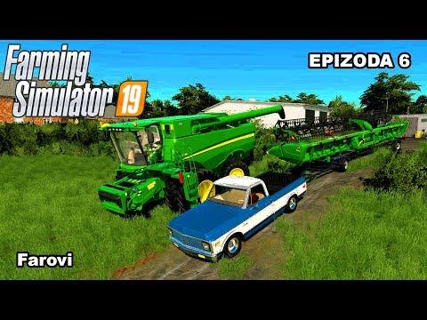 Farming Simulator 2019   Farovi   Epizoda 6