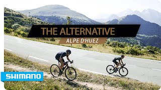 Baixar The Alternative - Alpe d'Huez gravel ride | SHIMANO