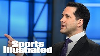 24 Hours With Adam Schefter: Insider Of All Insiders In NFL Reporting | MMQB | Sports Illustrated