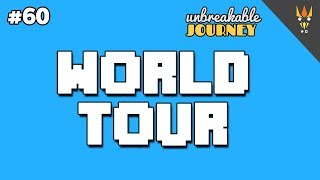 WORLD TOUR (Download Map) - Minecraft Indonesia #60