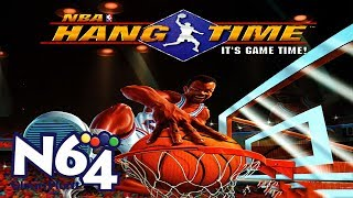 NBA HangTime - Nintendo 64 Review - HD