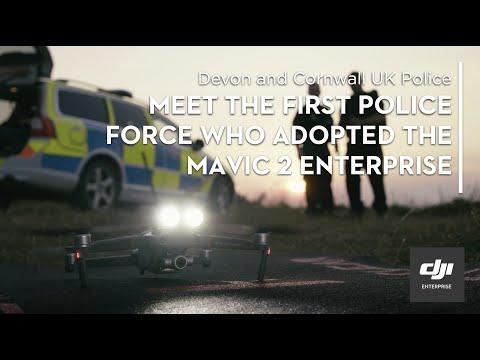 DJI Mavic 2 Enterprise - Reach Where Help is Needed