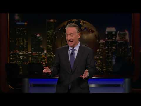 Monologue: No Deal | Real Time with Bill Maher (HBO)