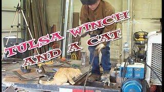 Tulsa Winch Install - February 2014