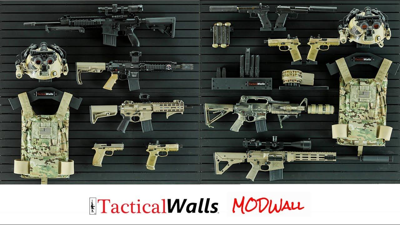 Tactical Walls Mod Wall Youtube
