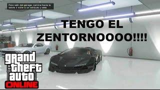 Me compré el Zentorno! - GTA ONLINE - ZACK90
