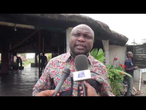 SENSIBILISATION  DES PECHEURS   PAR TOTAL E&P  CONGO