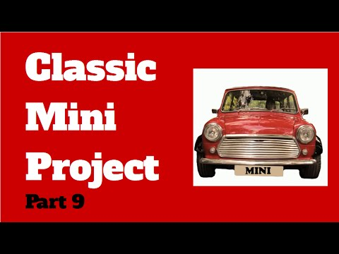 Classic Mini Project Vid 9 How To Fault Find The Classic Mini