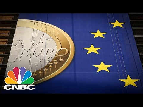 EU Ministers Meet In Brussels To Talk Growth | CNBC