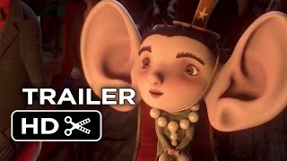 Jack And The Cuckoo-clock Heart Official Trailer 1 (2014) - French Animated Movie Hd