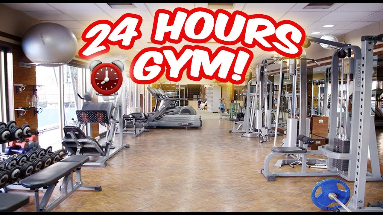 24 hour fitness assessment test