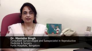 Abdominal Myomectomies( Uterus Fibroid Removal), Dr. Manisha Singh; Fortis Bangalore, India