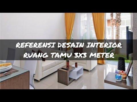 Referensi Desain Interior Ruang Tamu 3x3 Meter Youtube