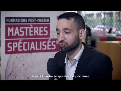 Les Mastères Spécialisés de Télécom Paris
