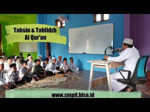 Penerimaan Pondok Pesantren SMPIT BISA - Bogor