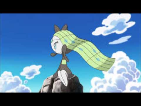 Meloetta's Song Of The Sunset