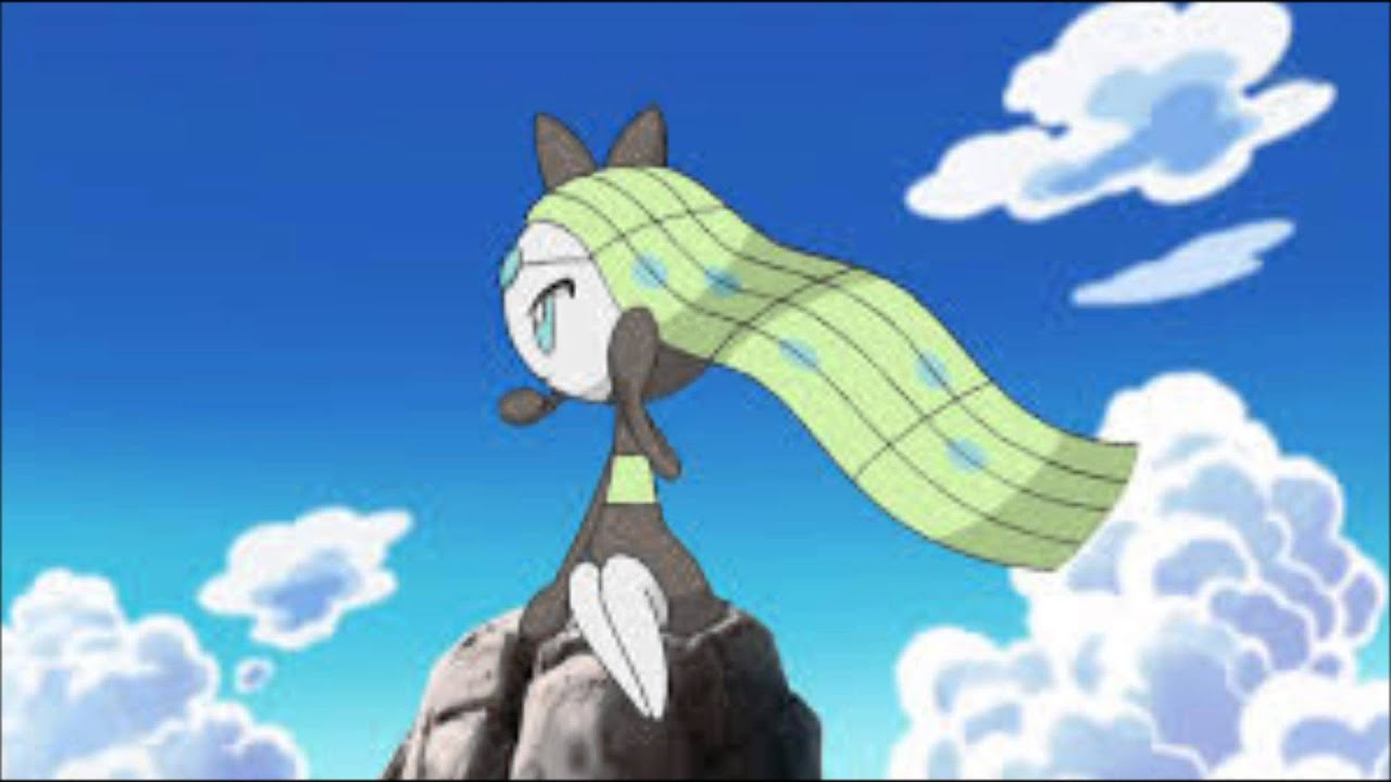 Meloetta S Song Of The Sunset Youtube