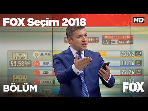 FOX Seçim 2018 Yayını