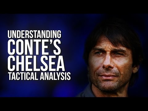 Understanding Conte's Chelsea - Football Manager Tactical Analysis