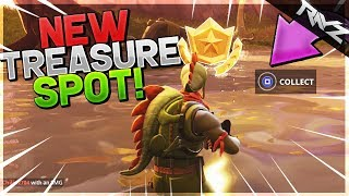 """""""Search Between A Vehicle Tower, Rock Sculpture & Circle Of Hedges"""" Guide - Fortnite Battle Royale"""
