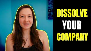 How to Close a UĶ Limited Company